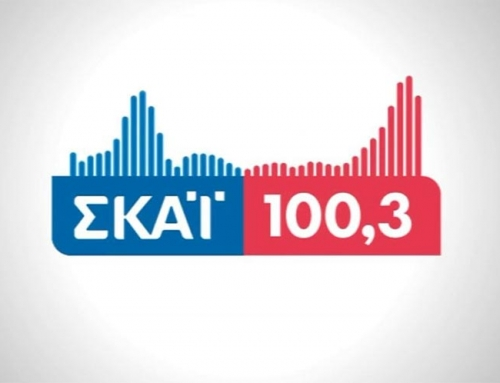 In SKAI Radio Station 100,3